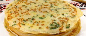 Хотите попробовать блинчики с сырой картошкой? Обалденный рецепт, такой необычный!